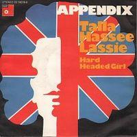 Cover Appendix [1970s] - Talla Hassee Lassie